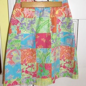 VINTAGE LILLY SKIRT